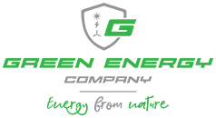 Green Energy Company Logo