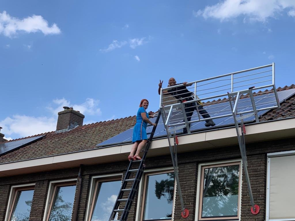 Green Energy Company klimaatcampagne